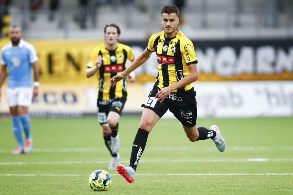 Dynamo soll die Kaufoption bei dem Schweden Alexander Jeremejeff gezogen haben.
