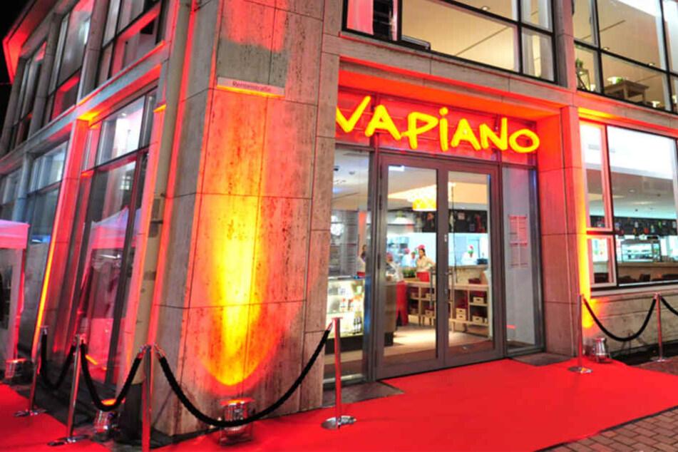 Räuber nutzen Insiderwissen und überfallen Vapiano-Filiale