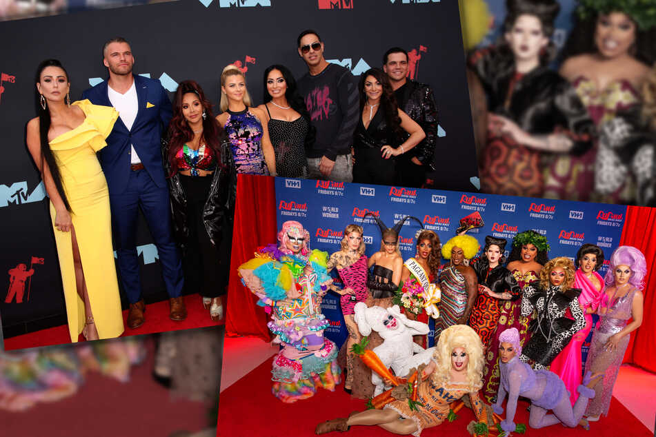 It was reality TV stars' turn to shine in the first ever MTV Unscripted Awards