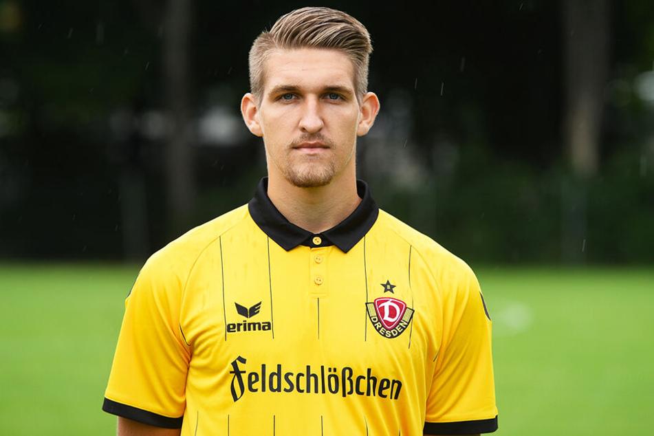 Robert Andrich spielte von Februar 2015 bis Ende Juni 2016 bei Dynamo Dresden. Mittlerweile ist er Stammspieler beim 1. FC Union Berlin in der 1. Bundesliga.