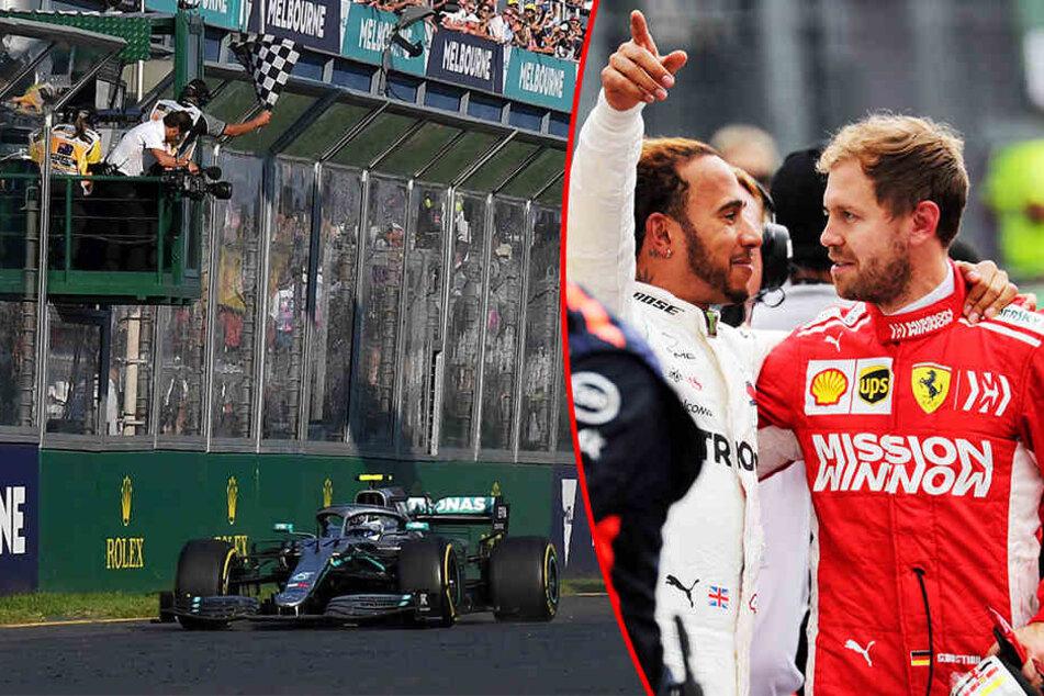 Bau einer neuen Formel-1-Strecke: Noch ein Jahr, dann liefern sich Hamilton und Vettel hier ein Duell um den Sieg!
