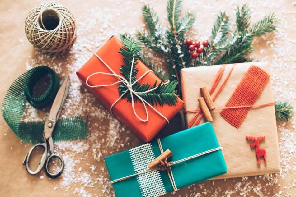 Die Weihnachtsgeschenke bringt traditionell das Christkind. (Symbolbild)