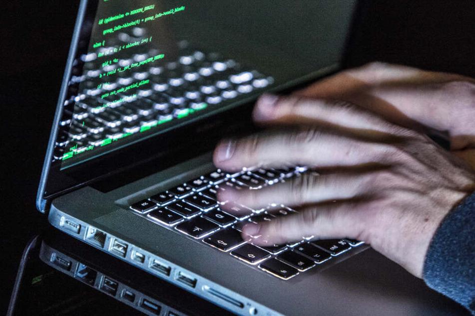 Der Diebstahl von Daten im Internet ist ein immer größeres Problem. (Symbolbild)