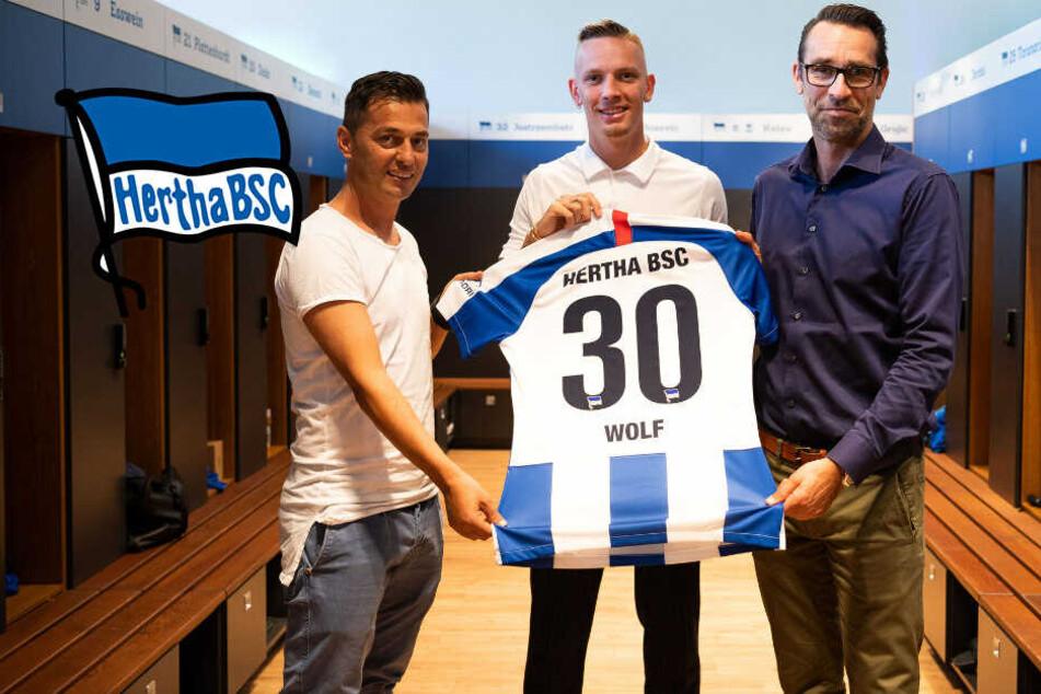 Hertha-Neuzugang Wolf kritisiert Ex-Klub BVB