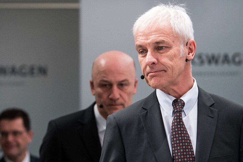 Matthias Müller (64).