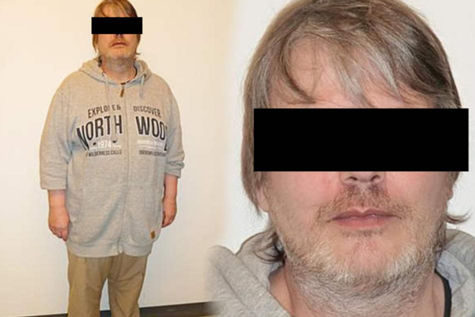 Reinhard Peter J. ist ein verurteilter Straftäter, der aus der Psychiatrie ausgebrochen ist.