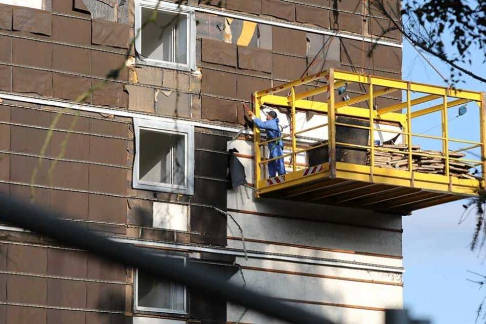 Hier wird berühmtestes DDR-Hotel auf Sprengung vorbereitet