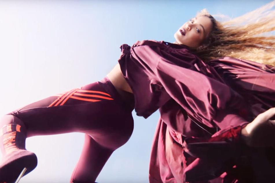 Adidas ist Experte für Sportbekleidung.