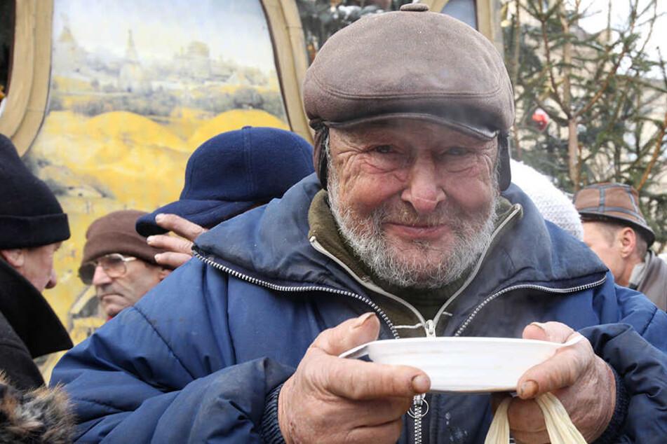 Hunger ist auch in Europa längst zu einem Problem geworden.