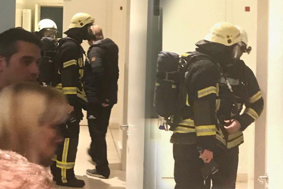 Die Feuerwehr hatte den Fehlalarm schnell ausfindig gemacht.