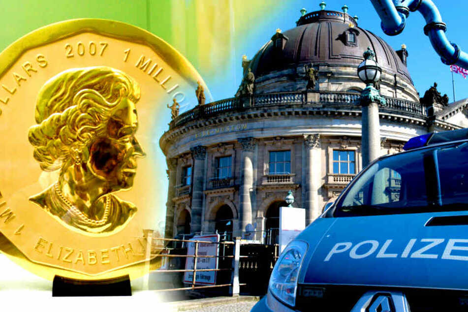 Am Donnerstag startet der Prozess zum Goldmünzen-Raub in Berlin.