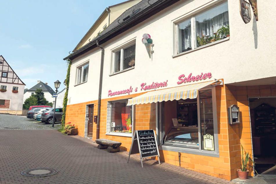Das Panoramacafe samt Bäckerei wird seit 1911 von der Familie von Uwe  Schreier betrieben. Jetzt droht ein harter Einschnitt.