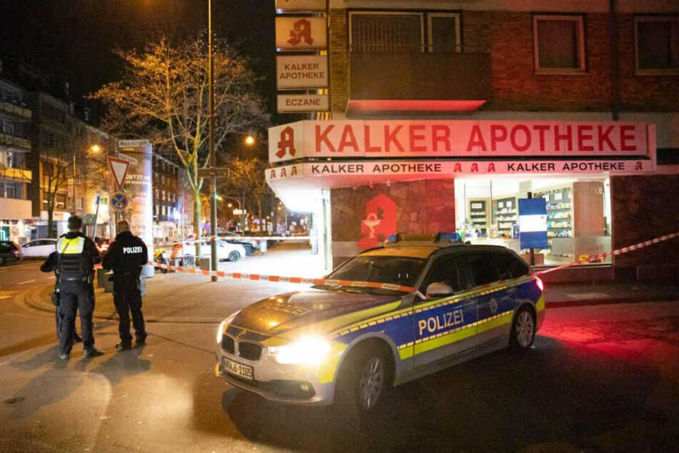 Nach Leichenfund in Köln-Kalk: Polizei nimmt Mann fest