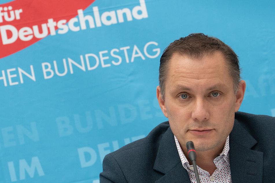 Im Stasi-Jargon! Spitzenkandidat der AfD hetzt gegen unliebsame Journalisten