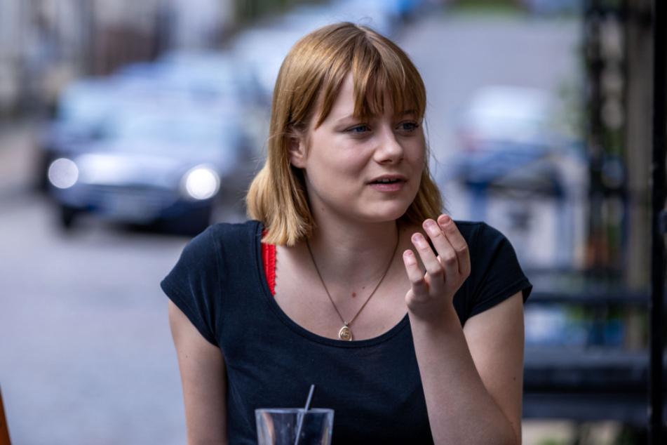 Lilly Blaudszun (19) wird als Nachwuchshoffnung der SPD angesehen.