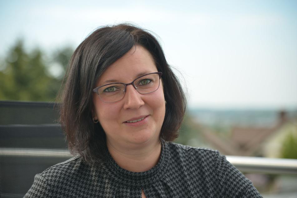 Stadtelternrätin Franziska Jahn (36) will Eltern fragen, wo es bei der Kita-Öffnung hakt.