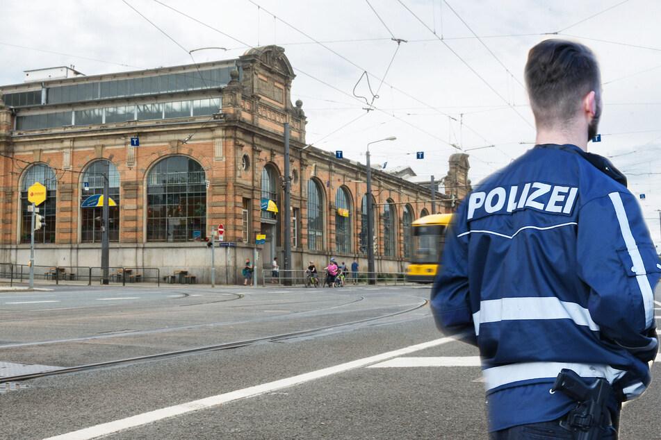 Über 40 Polizisten in der Friedrichstadt: Das ist der Grund für den Einsatz!