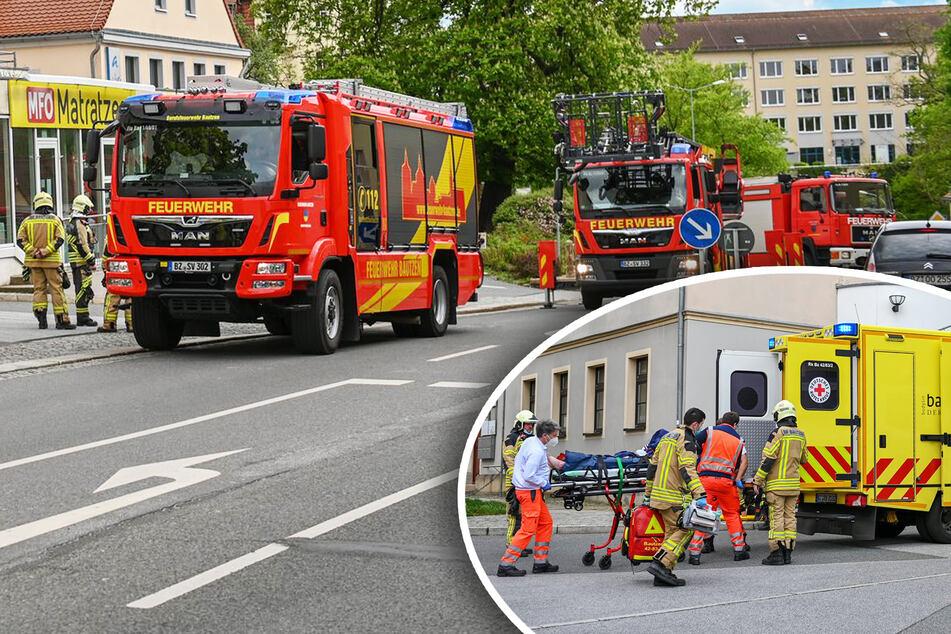 Schwerer Unfall in Sachsen: Junge (14) stürzt in Parkhaus mehrere Meter in die Tiefe