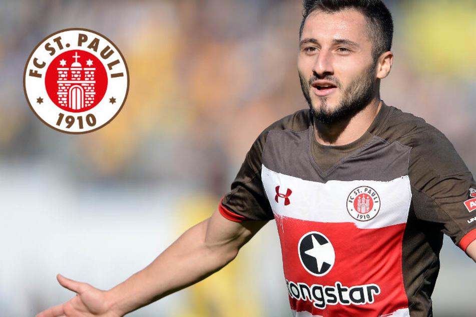 FC St. Pauli verleiht Sahin bis zum Saisonende an Ligakonkurrenten