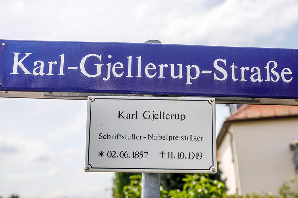 Kleine Straße, großer Name.