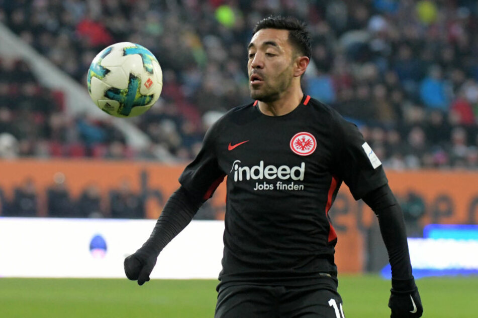 Marco Fabian bewarb sich mit guter Leistung gegen Mainz um einen Startplatz gegen Köln.