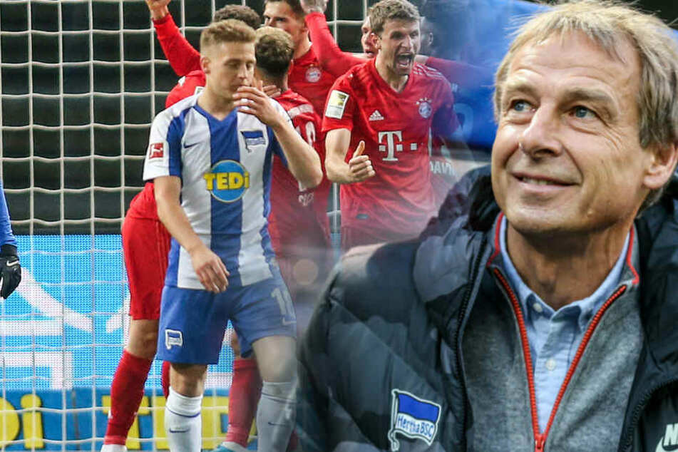 Santiago Ascacibar (l) gilt als Wunschspieler von Jürgen Klinsmann (r). (Bildmontage)