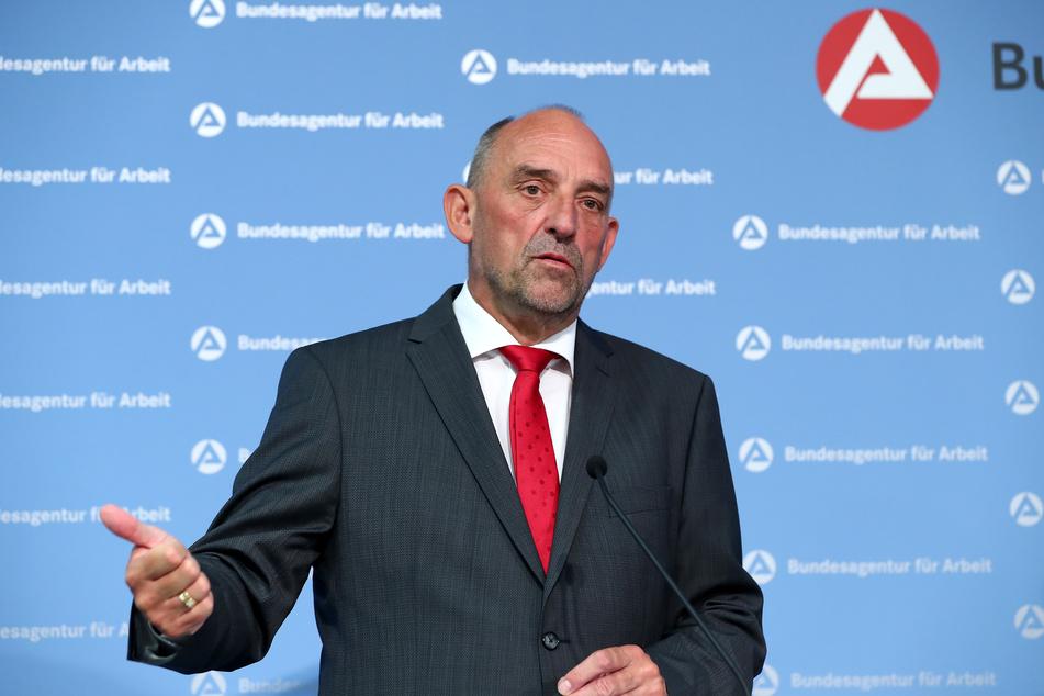 Detlef Scheele (64), Vorstands-Chef der Bundesagentur für Arbeit (BA).