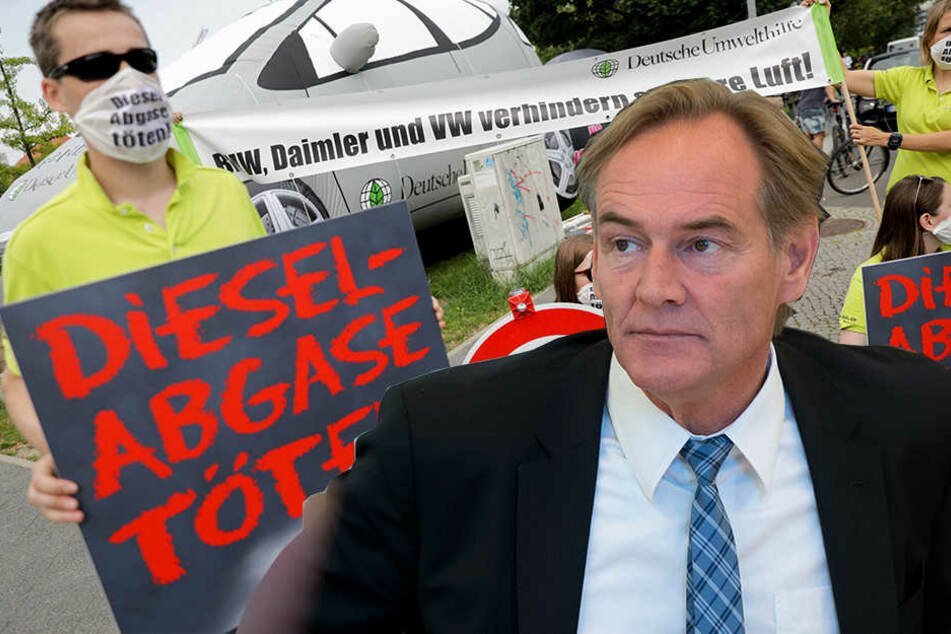 Kommt jetzt das Diesel-Fahrverbot in Leipzig?