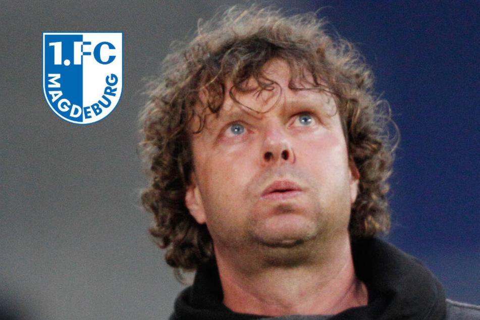Schöne Bescherung! 1. FC Magdeburg schmeißt Krämer raus!