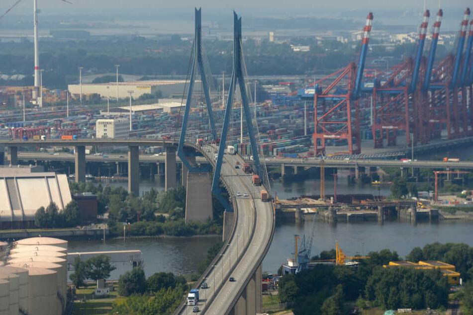 Versiegelte Industrie-, Siedlungs- und Verkehrsflächen gibt es in Großstädten wie Hamburg viele. Die Bürgerschaft meint es sei an der Zeit, der Natur mit besser geschützten Biotopen der Rücken zu stärken.