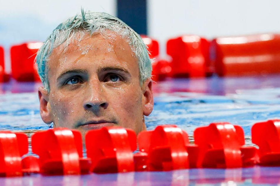 Olympiasieger Ryan Lochte