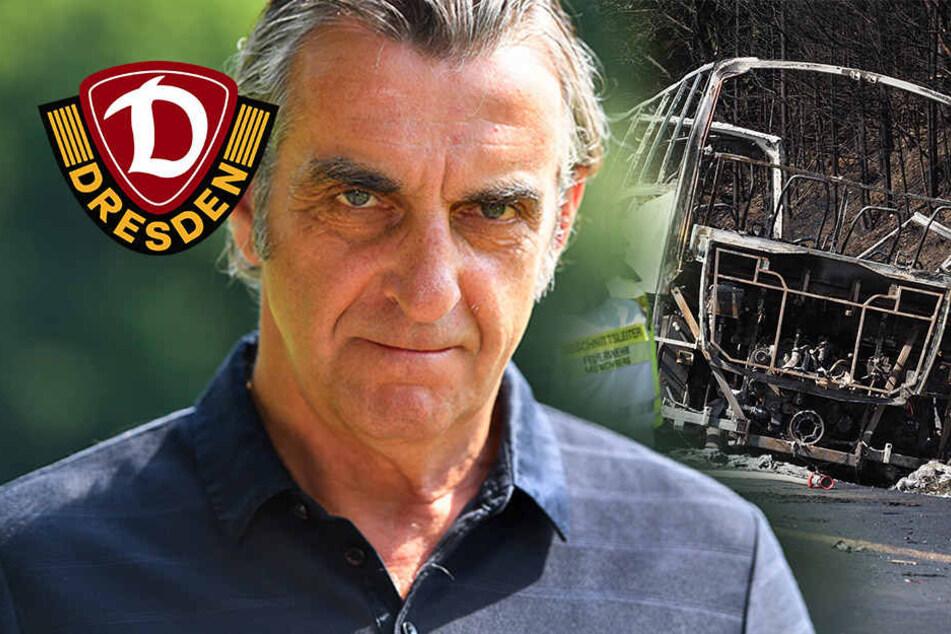 Dynamo spendet Testspiel-Einnahmen an Opfer des Busunglücks