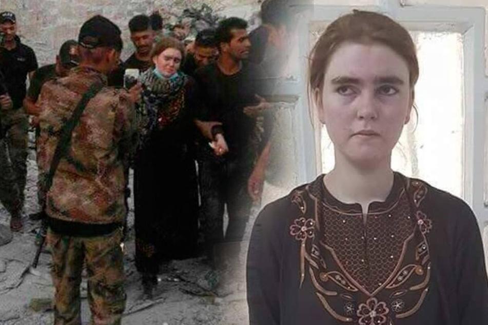 Im Irak verurteilt: Deutsche Linda W. (17) muss hinter Gitter