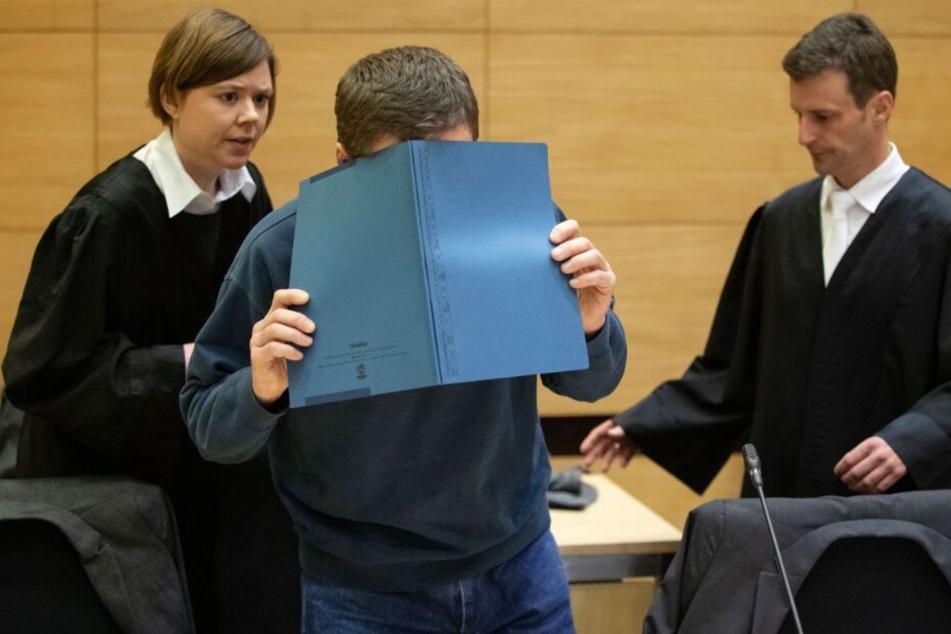 Nach seiner Haftstrafe muss der Angeklagte Klaus O. in Sicherheitsverwahrung.