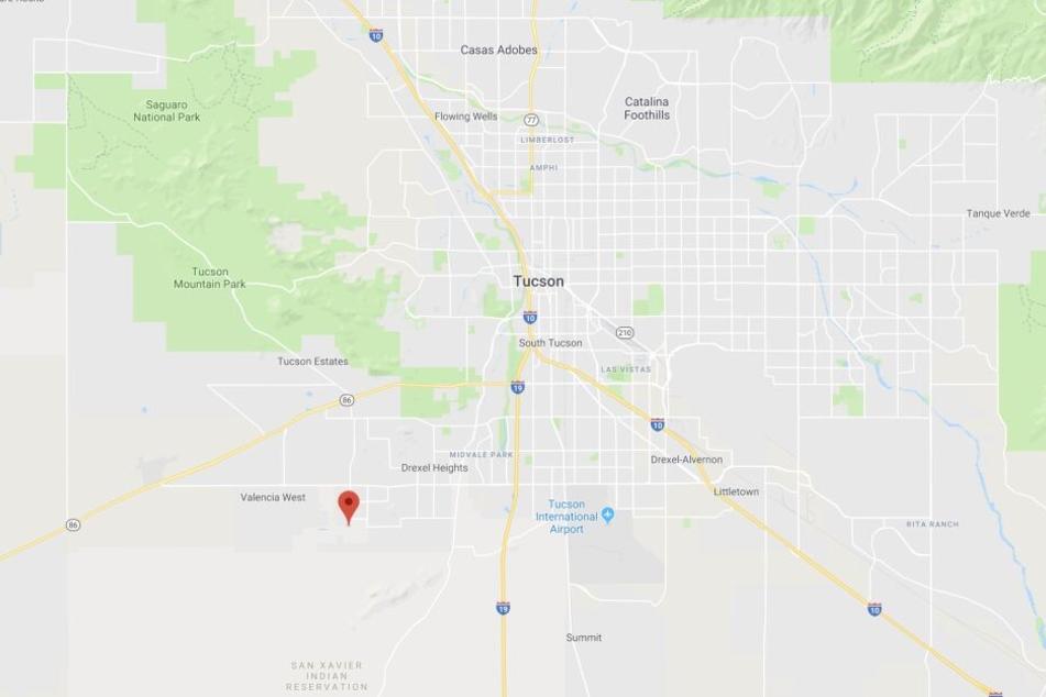 In Tuscon im Bundesstaat Arizona in den USA ist ein kleiner Junge auf schreckliche Weise ums Leben gekommen.