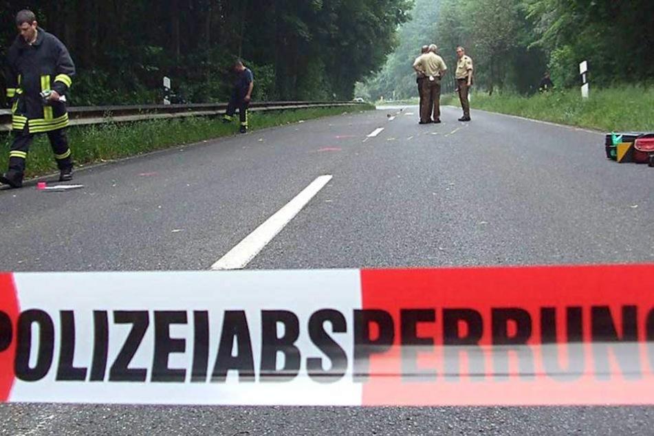 In Brandenburg ist die Zahl der Unfallfluchten deutlich über dem Bundesdurchschnittt (Symbolbild).