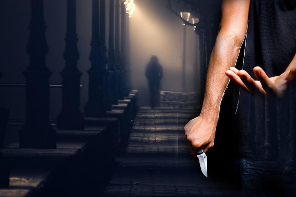 Am Samstagabend wurde eine Frau in Dresden Striesen ausgeraubt. (Symbolbild)