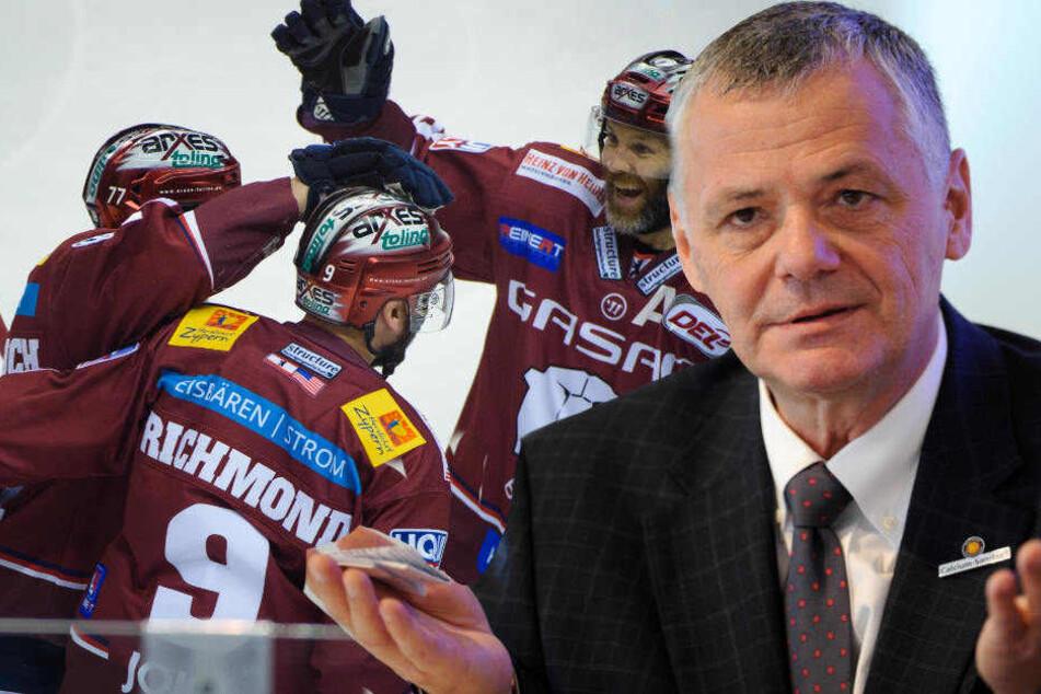 Die Eisbären Berlin haben mit Clément Jodoin einen neuen Trainer.