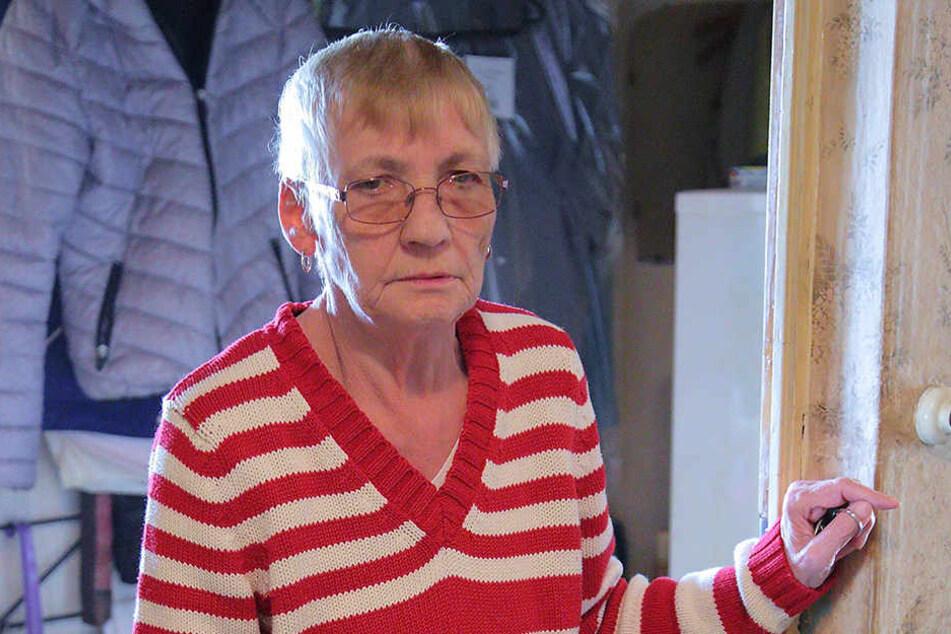 Rentnerin Rita Schalich (71) weiß nicht, wie es jetzt für sie weiter gehen soll.