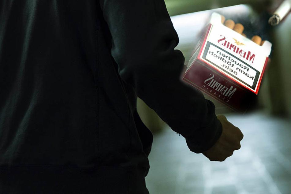 Wegen einer Schachtel Zigaretten erpresste ein 21-jähriger zwei Jugendliche (12 und 16), drohte mit Gewalt. (Symbolbild)