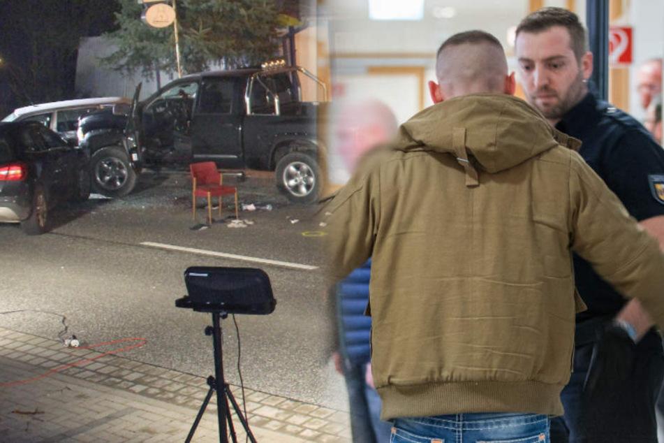 Mann verliert Auge bei Schießerei: Stadt Hamburg zahlt 25.000 Euro