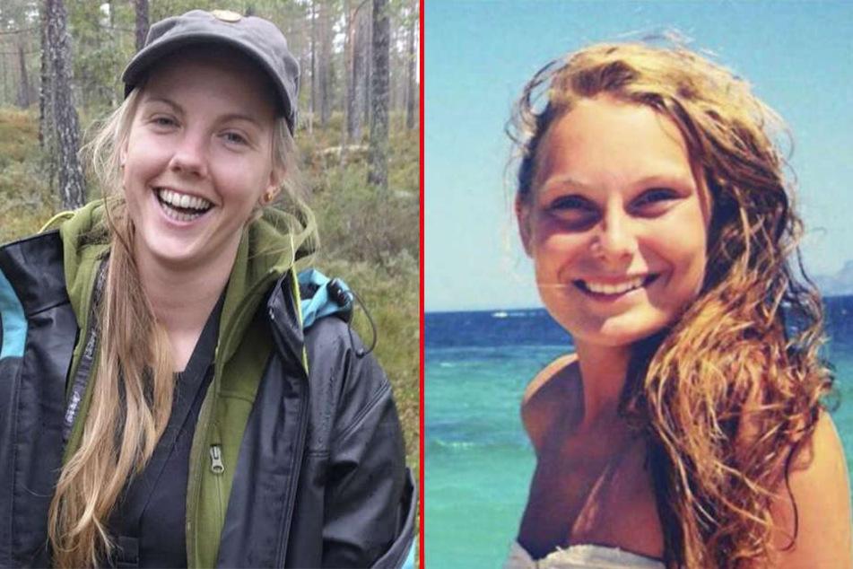 Maren Ueland (l.) und Louisa Vesterager Jespersen sind wahrscheinlich Opfer eines Terroranschlags geworden.