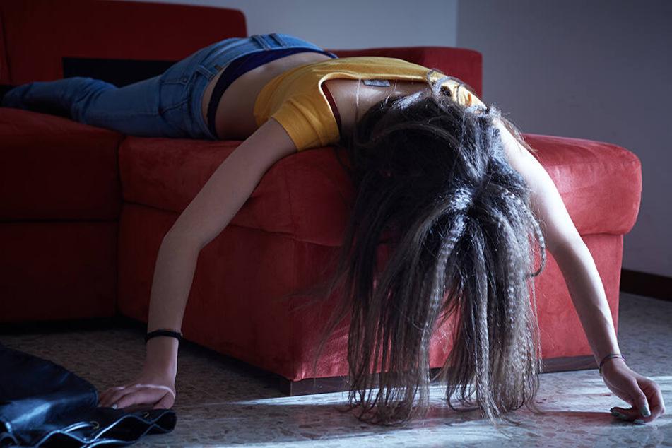 Das Mädchen war schon bewusstlos, als der Rettungsdienstam ankam. (Symbolbild)