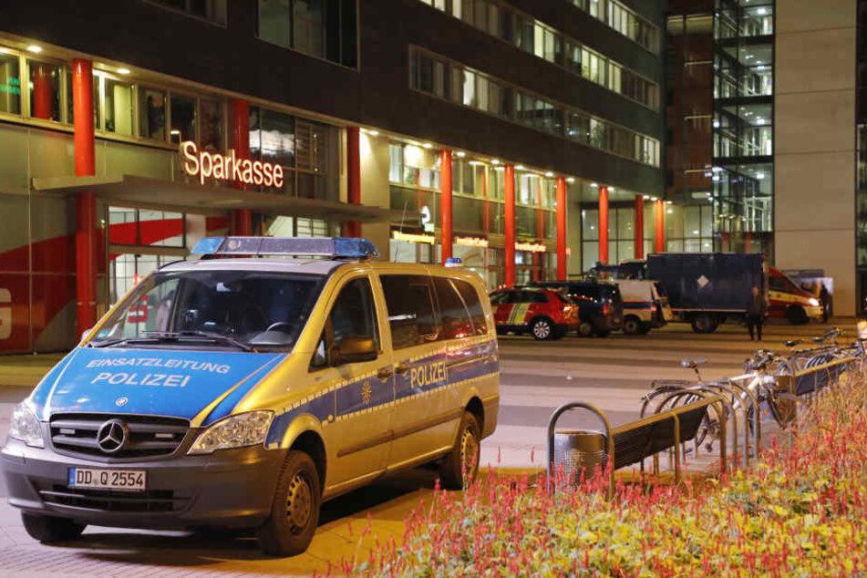 Ein Unbekannter sprach eine Drohung gegen das Jugendamt im Moritzhof aus.