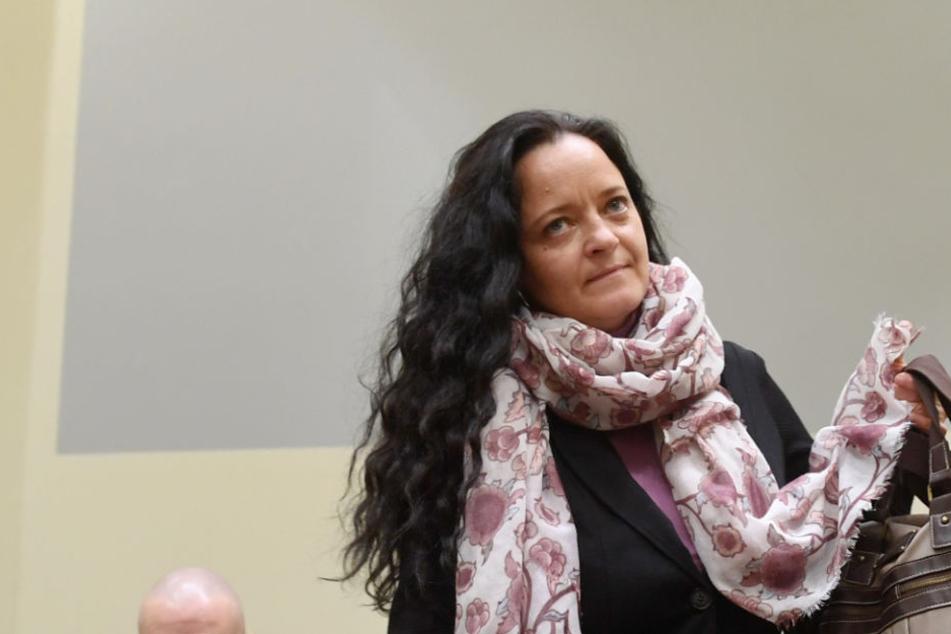 Beate Zschäpe steht seit fünf Jahren als Hauptangeklagte in München vor Gericht.