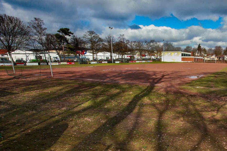 """Die Sportanlage """"Kupferhammer"""", auf der der FC Türk Sport spielt, wurde zum Schauplatz der Schlägerei."""