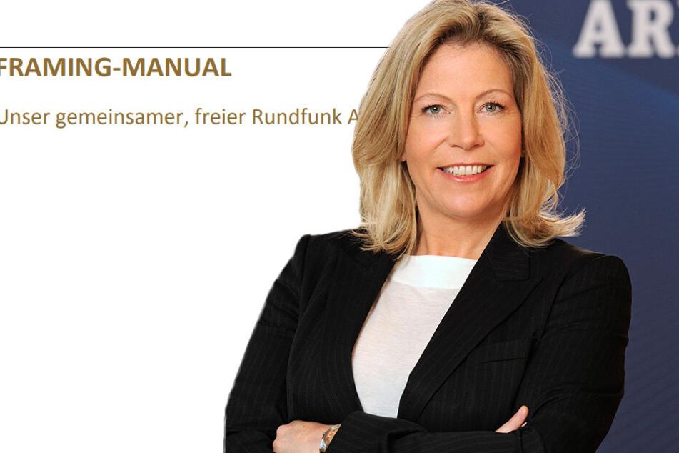 Frau Dr. Susanne Pfab (ARD-Generalsekretärin) schreibt einer weitere Klarstellung.
