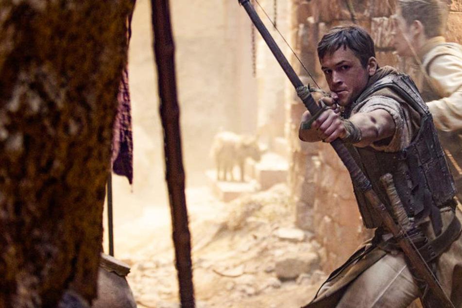 """Stylisches Action-Spektakel mit Humor: Neuverfilmung von """"Robin Hood"""""""