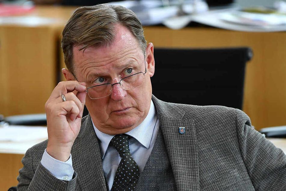 Während die Partei von Ministerpräsident Bodo Ramelow (Linke) in einer aktuellen Umfrage zu alter Stärke wiederfindet, schwächeln ihre Bündnispartner.