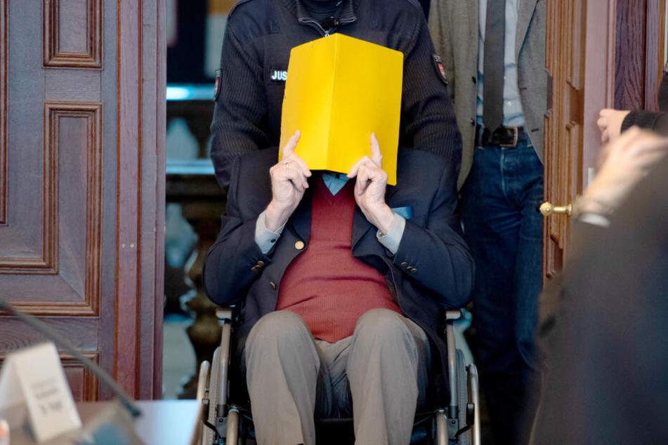Stutthof-Prozess: 92-Jähriger soll gegen 93-Jährigen aussagen